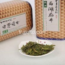 China Organic Slimming West Lake Dragon Bien Long Jing thé vert